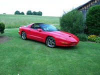 1995 Pontiac Firebird Overview
