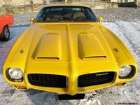 1972 Pontiac Firebird, !973 Pontiac Firebird Formula. Mine is a 1972 - same everything except deeper hex patterned grills., exterior