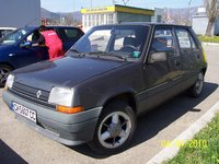 1987 Renault 5 Picture Gallery