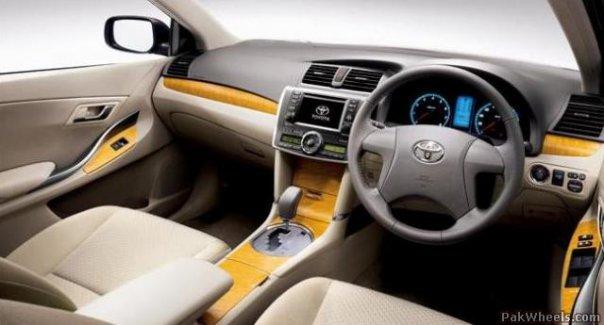 2008 Toyota Premio Interior Pictures Cargurus
