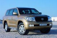 2008 Toyota Land Cruiser Overview