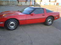 1985 Chevrolet Corvette Coupe, My 85 Vette at the time only 48,000 miles on it, exterior, gallery_worthy
