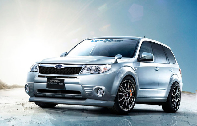 Picture of 2010 Subaru Forester 2.5 XT Premium, exterior, gallery_worthy