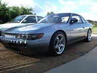 1993 Nissan Silvia, KZA90 :), exterior