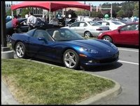 Picture of 2009 Chevrolet Corvette Coupe 1LT, exterior, gallery_worthy