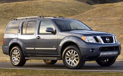 2009 Nissan Pathfinder LE - 2009 Nissan Pathfinder LE 4X4 ...