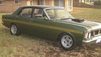 1970 Ford Falcon Picture Gallery