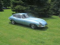 1962 Jaguar E-Type Overview
