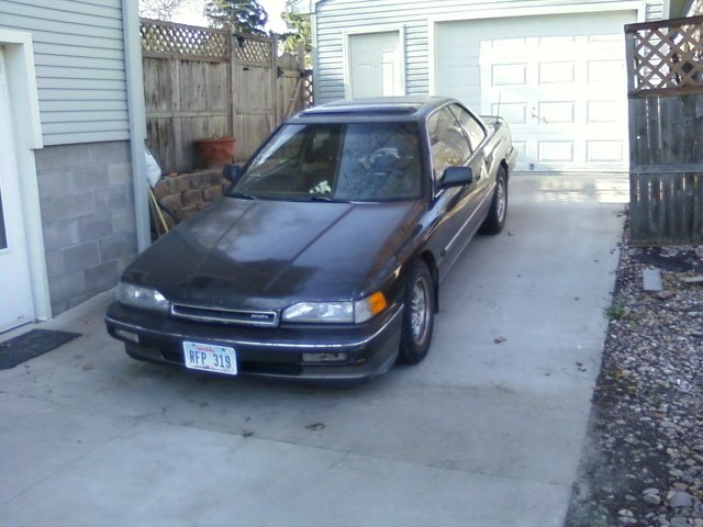 Picture of 1990 Acura Legend L Coupe