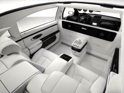 Picture of 2010 Maybach 62 Base, interior, gallery_worthy