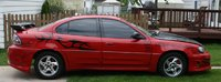 2002 Pontiac Grand Am GT, Full Side View, exterior, gallery_worthy