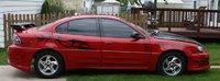 2002 Pontiac Grand Am GT, Full Side View, exterior