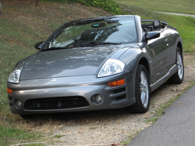 Gallery For > Mitsubishi Eclipse Spyder 2004