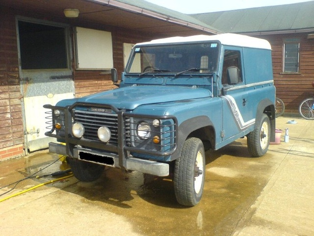 Picture of 1984 Land Rover Defender, exterior, gallery_worthy