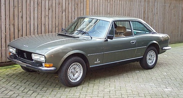 Picture of 1980 Peugeot 504