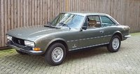 1980 Peugeot 504 Overview