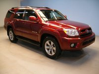 2007 Toyota Hilux Surf Overview