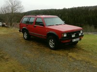 Picture of 1993 Chevrolet Blazer 4WD, exterior, gallery_worthy