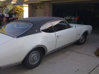 1968 Oldsmobile Cutlass Supreme Overview
