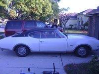 Picture of 1968 Oldsmobile Cutlass Supreme, exterior