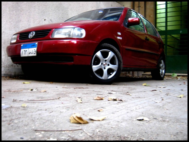 1999 Volkswagen Polo, My Polo .., exterior, gallery_worthy
