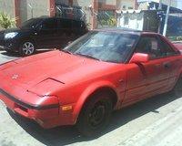 1984 Toyota MR2, Mi nuevo BB, exterior