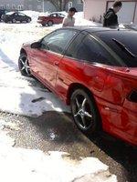 1994 Mitsubishi Eclipse GS 2.0, my eclipse, exterior