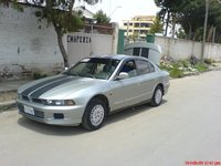 1997 Mitsubishi Galant, TERMINANDO DE HACERLO PULIR