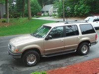 1998 Ford Explorer 4 Dr XLT 4WD SUV, My third car. (traded in)