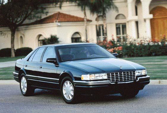 Cadillac Seville Sts 1997. 1994 Cadillac Seville SLS