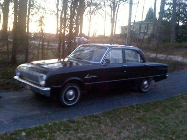 1962 Ford Falcon, The 62
