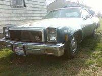 1977 Chevrolet Malibu, my 1977 chevy malibu