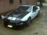 1993 Nissan 300ZX 2 Dr Turbo Hatchback, Rode hard and put away wet!!!, exterior