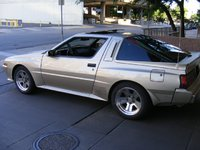 1988 Mitsubishi Starion, My Starion, exterior, gallery_worthy