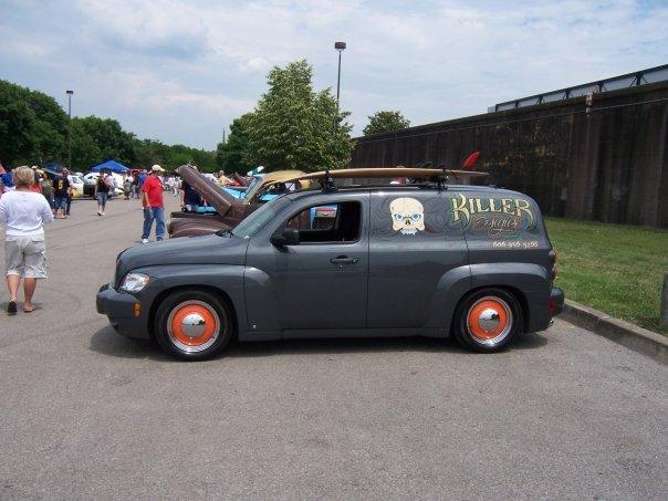 2008 Chevrolet HHR Pictures CarGurus