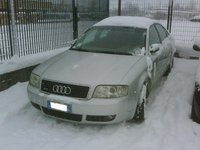 2001 Audi A6 Picture Gallery
