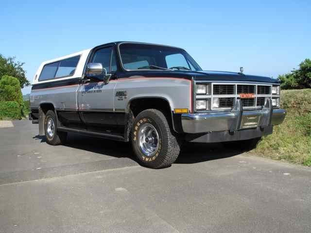 Picture of 1983 GMC Sierra, exterior, gallery_worthy