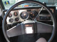 Picture of 1983 GMC Sierra, interior