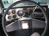 Picture of 1983 GMC Sierra, interior