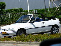 Picture of 1992 Peugeot 205, exterior