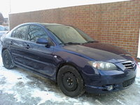 2005 Mazda MAZDA3, En hiver..., exterior, gallery_worthy