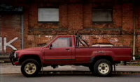 1985 Toyota Hilux Overview