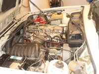 1984 Volvo 360, B19A, engine