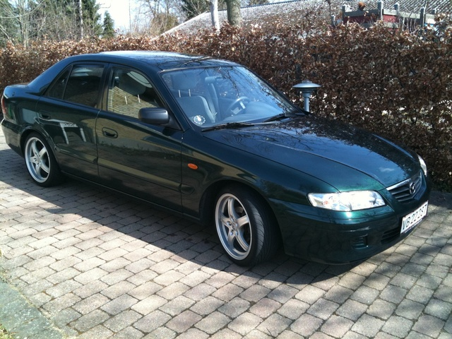 Picture of 2001 Mazda 626 ES, exterior, gallery_worthy