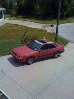 1991 Mazda MX-6 2 Dr GT Turbo Coupe, Sarah :], exterior