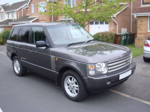 2004 Land Rover Range Rover HSE picture