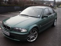 Picture of 2001 BMW 3 Series 330i Sedan RWD, exterior, gallery_worthy