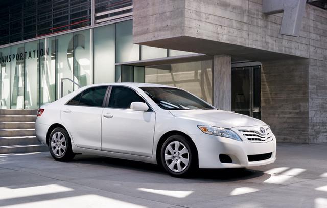 2011 Toyota Camry, exterior, manufacturer
