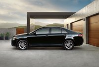 2011 Toyota Camry, side view, exterior, manufacturer