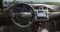 2011 Toyota Avalon, dashboard, interior, manufacturer